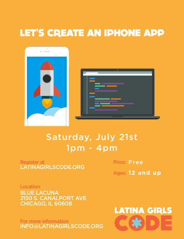 Let's Create An IPhone App!